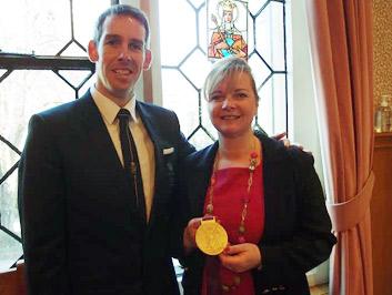 Etienne Stott - Olympic medal winner